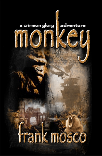 monkey cover